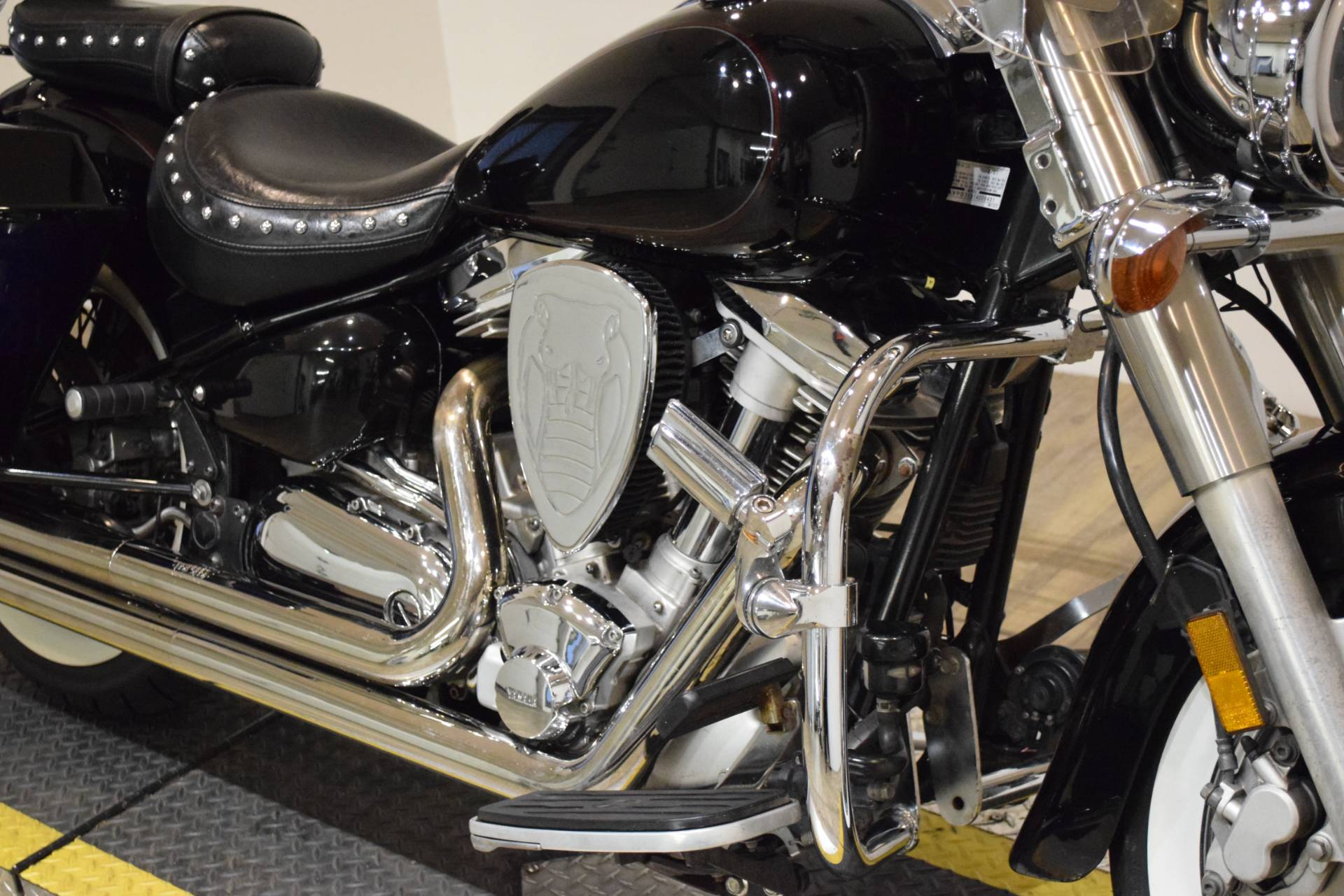 2001 Yamaha Road Star Silverado in Wauconda, Illinois - Photo 4
