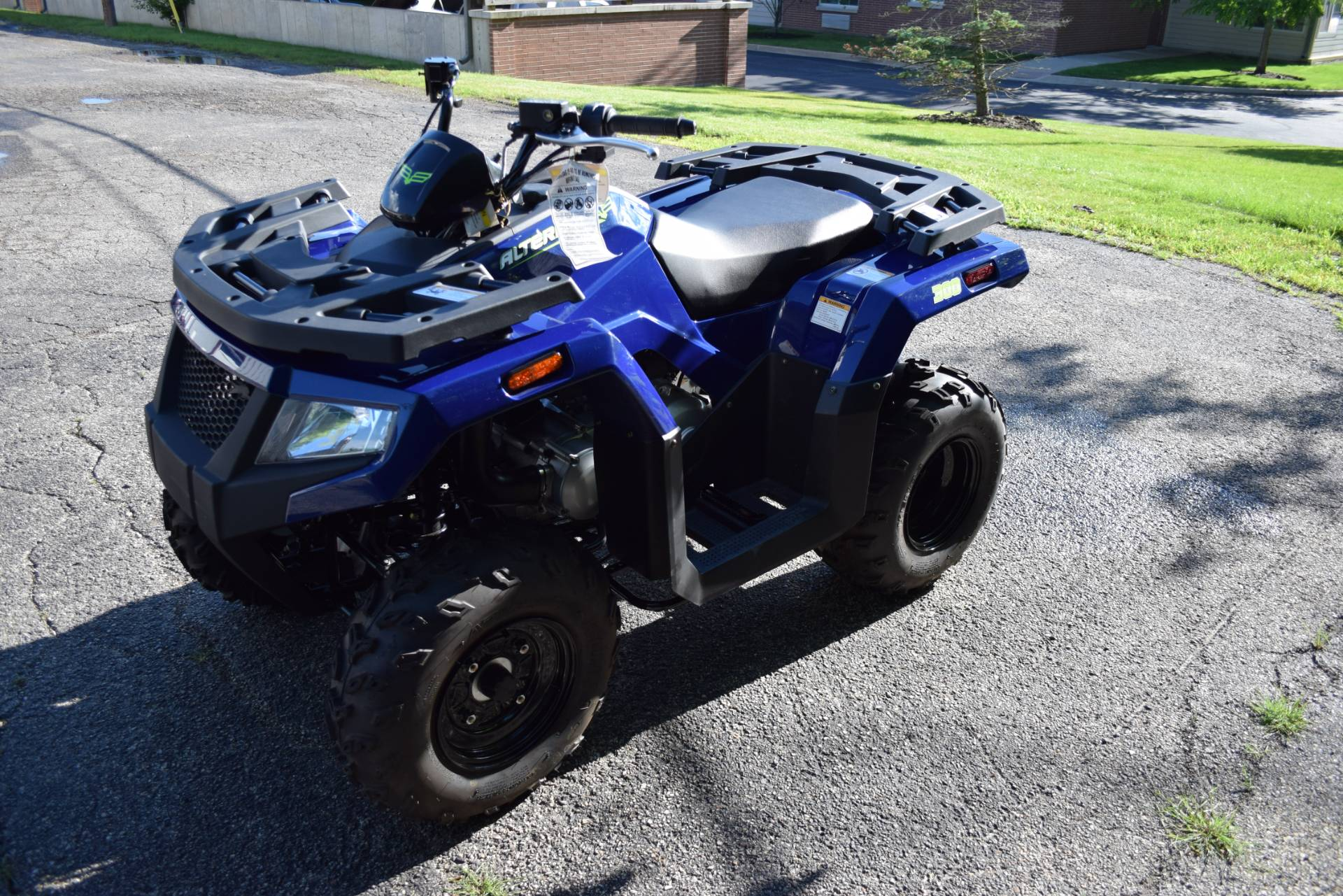 2019 Textron Off Road Alterra 300 in Wauconda, Illinois - Photo 21