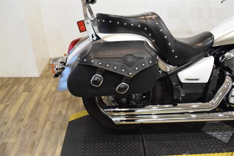 2008 Kawasaki Vulcan® 900 Classic LT in Wauconda, Illinois - Photo 9