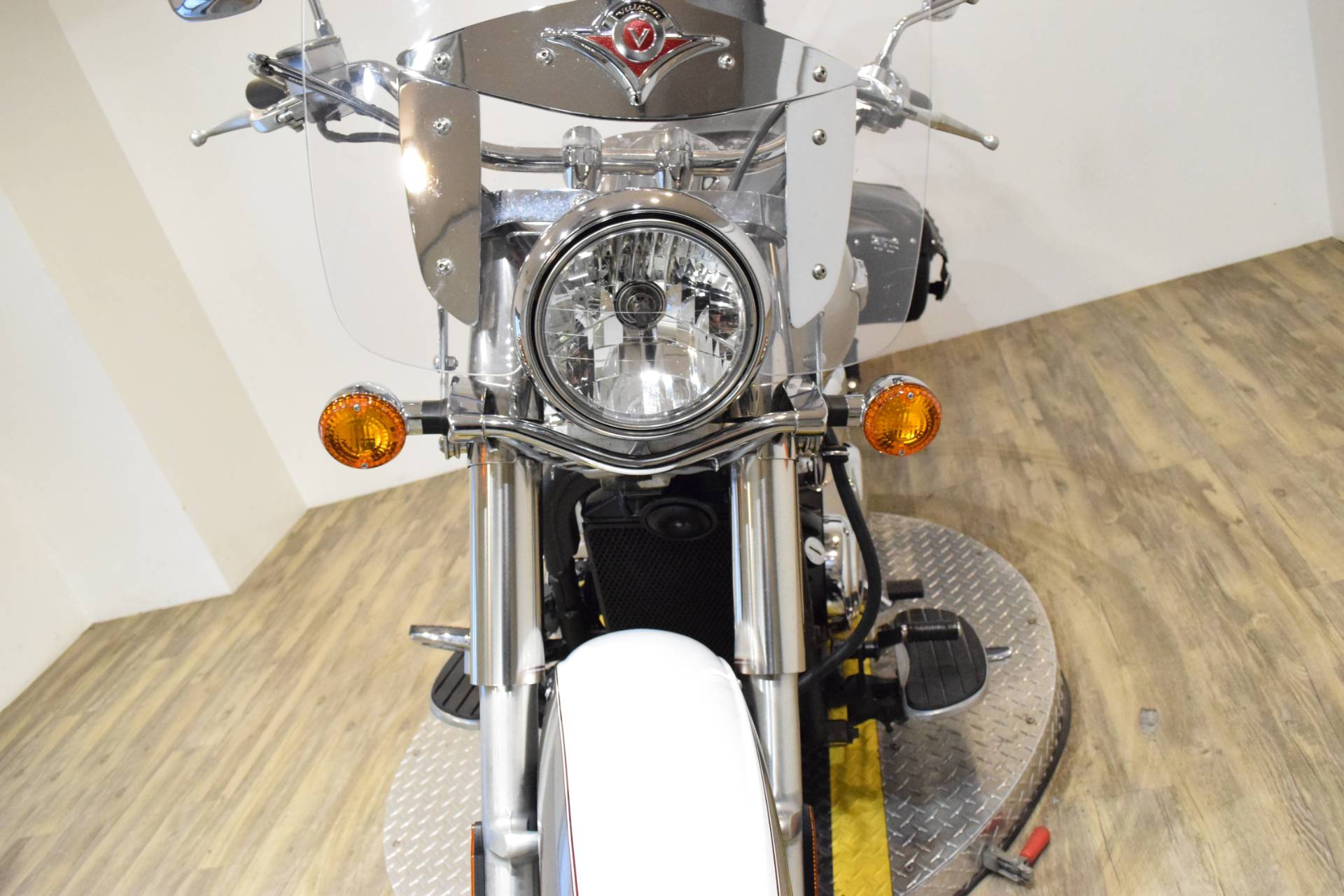 2008 Kawasaki Vulcan® 900 Classic LT in Wauconda, Illinois - Photo 14