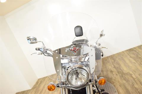 2008 Kawasaki Vulcan® 900 Classic LT in Wauconda, Illinois - Photo 15