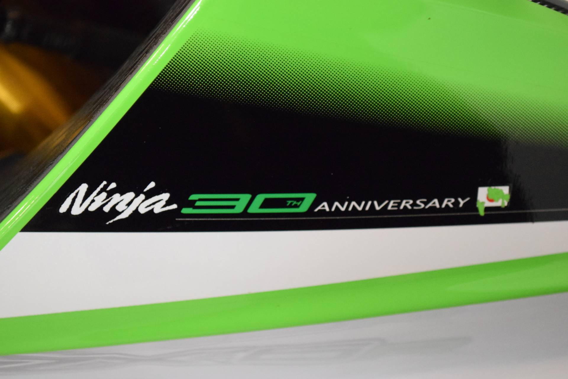 2015 Kawasaki Ninja® ZX™-6R ABS 30th Anniversary in Wauconda, Illinois - Photo 6
