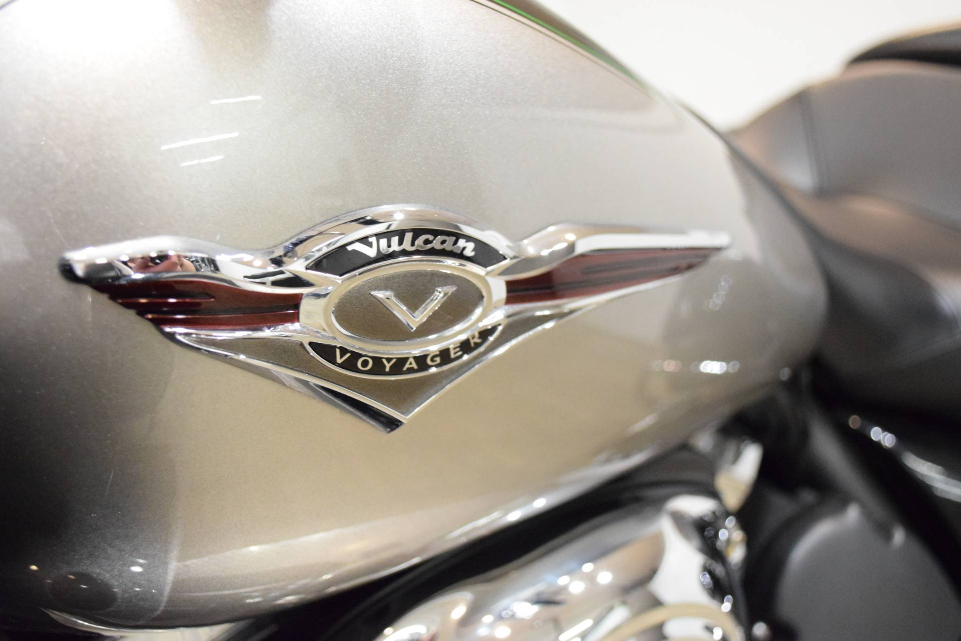2016 Kawasaki Vulcan 1700 Voyager ABS in Wauconda, Illinois - Photo 20