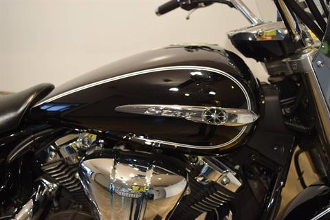 2014 Yamaha V Star 1300 Tourer in Wauconda, Illinois