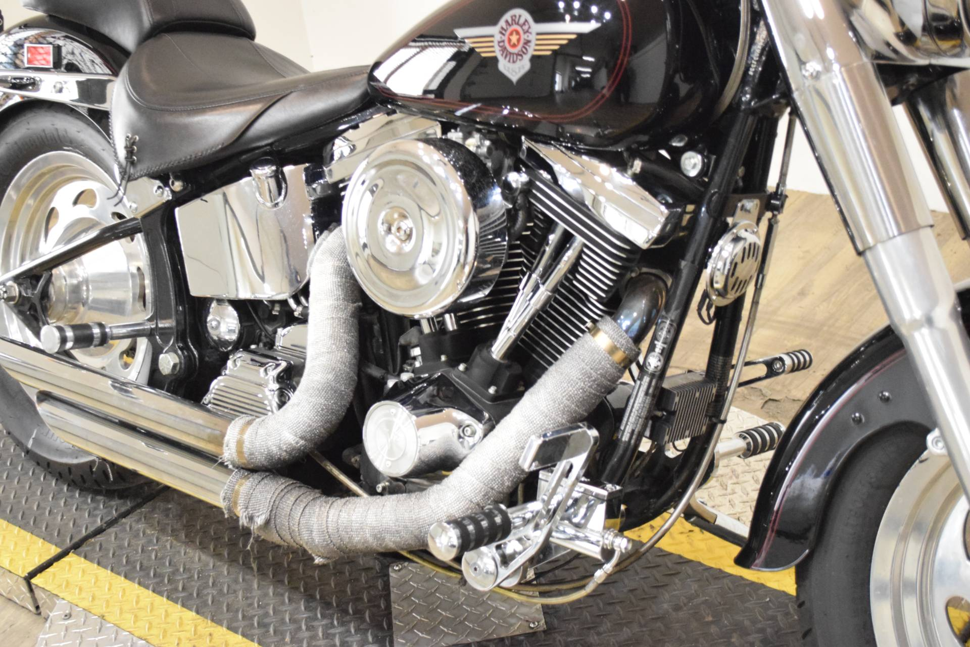 1999 Harley-Davidson FLSTF Fat Boy® in Wauconda, Illinois - Photo 4