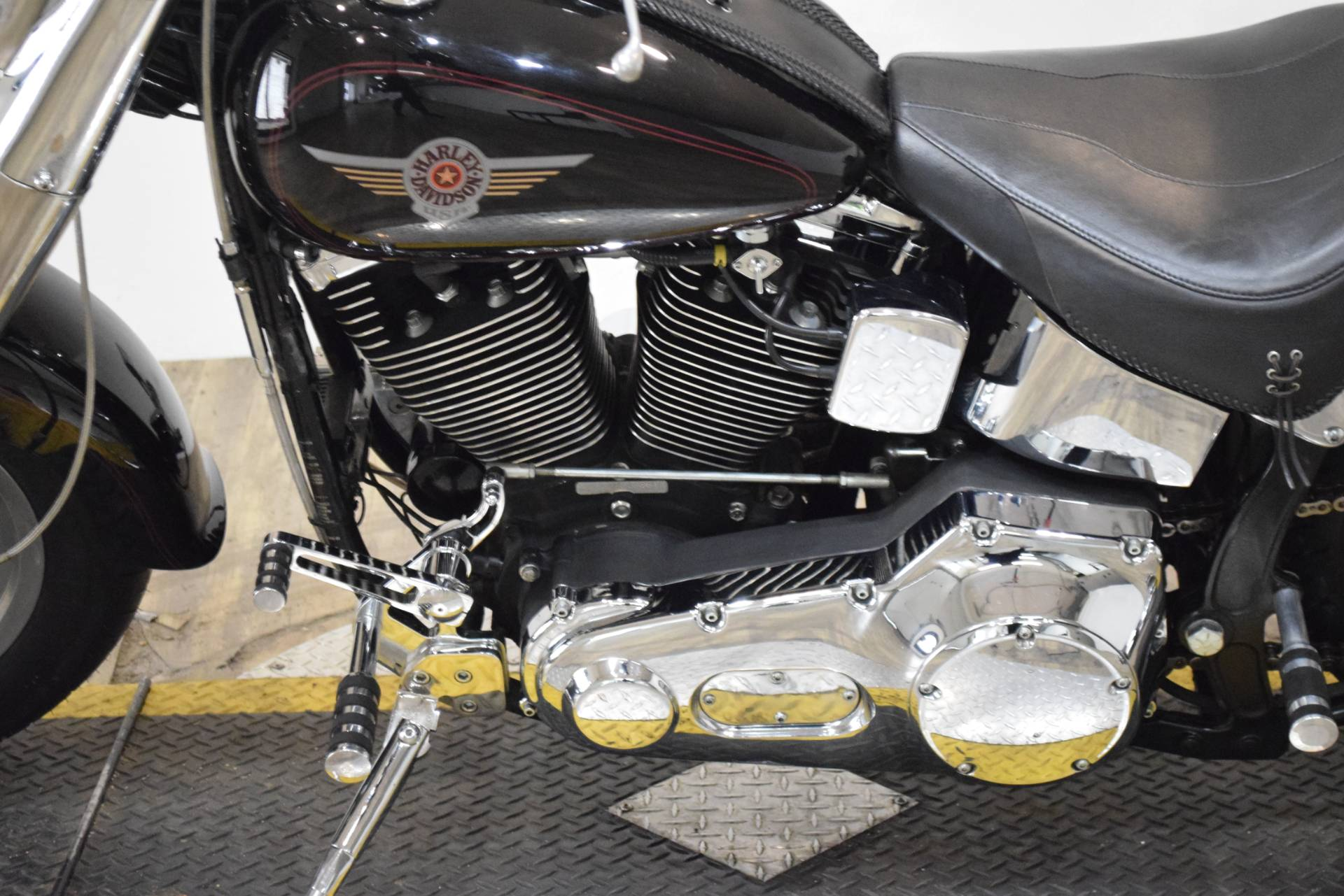 1999 Harley-Davidson FLSTF Fat Boy® in Wauconda, Illinois - Photo 18