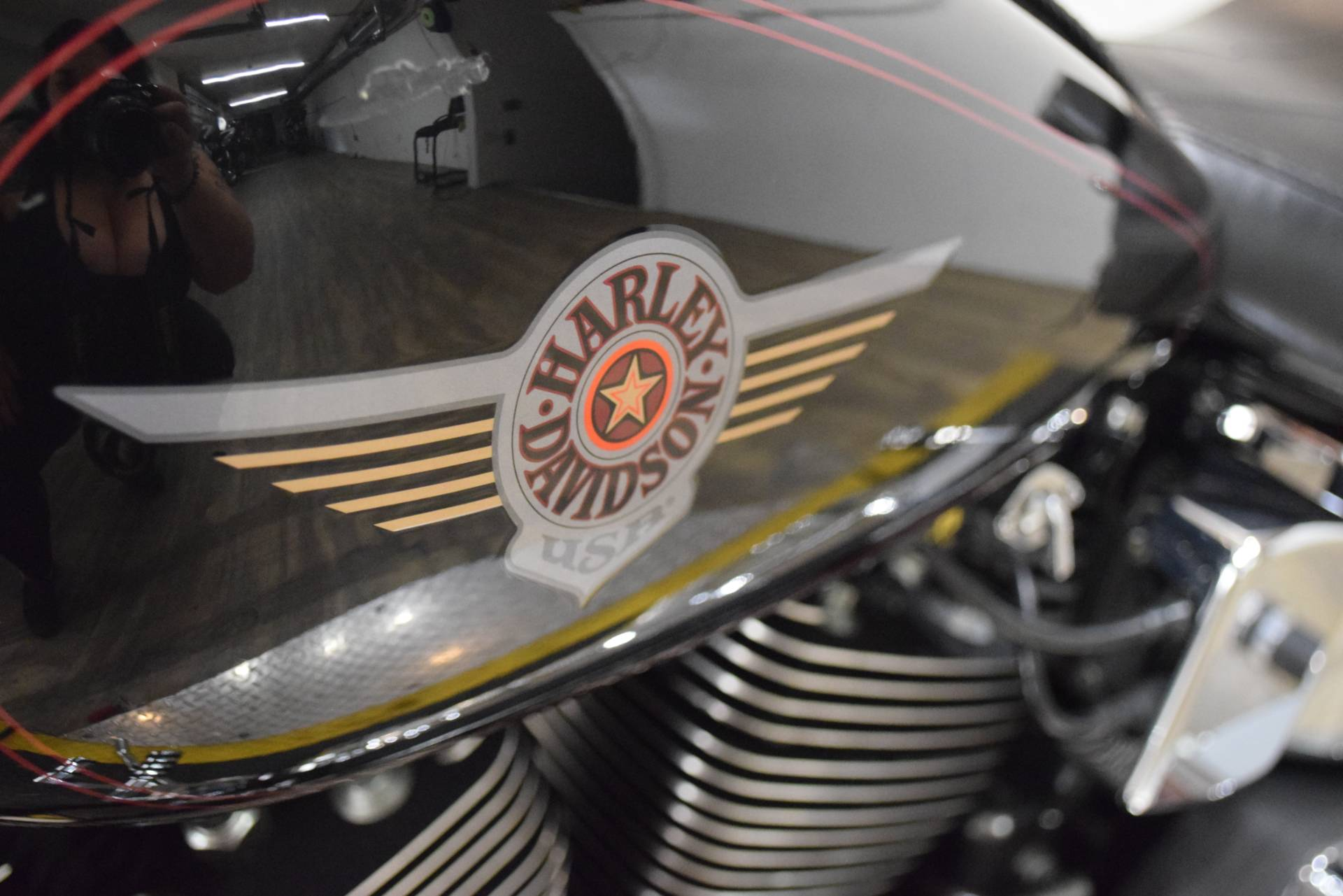 1999 Harley-Davidson FLSTF Fat Boy® in Wauconda, Illinois - Photo 20