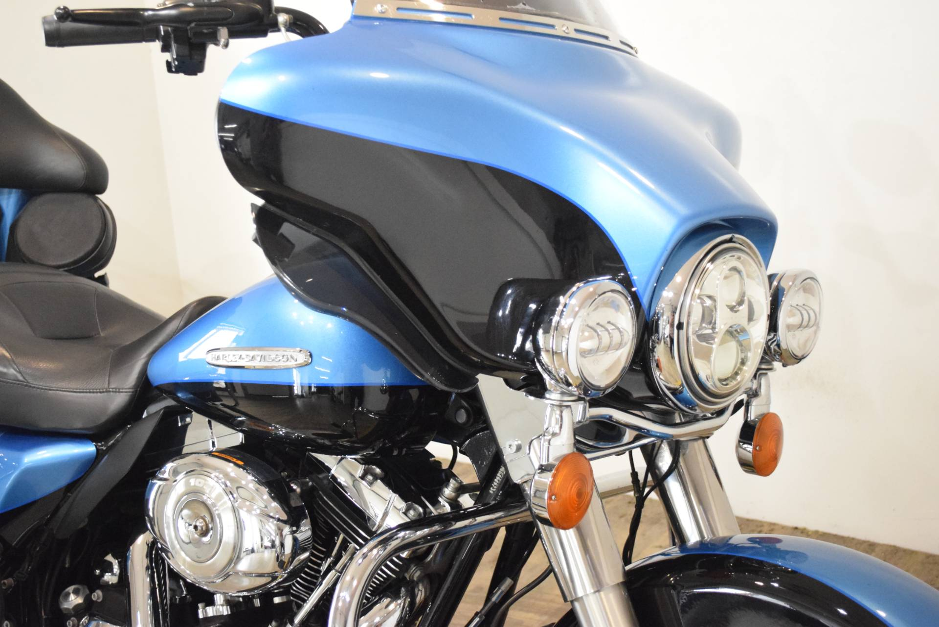 2011 Harley-Davidson Electra Glide® Ultra Limited in Wauconda, Illinois - Photo 3