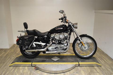 2009 Harley-Davidson Sportster 1200 Custom in Wauconda, Illinois - Photo 1