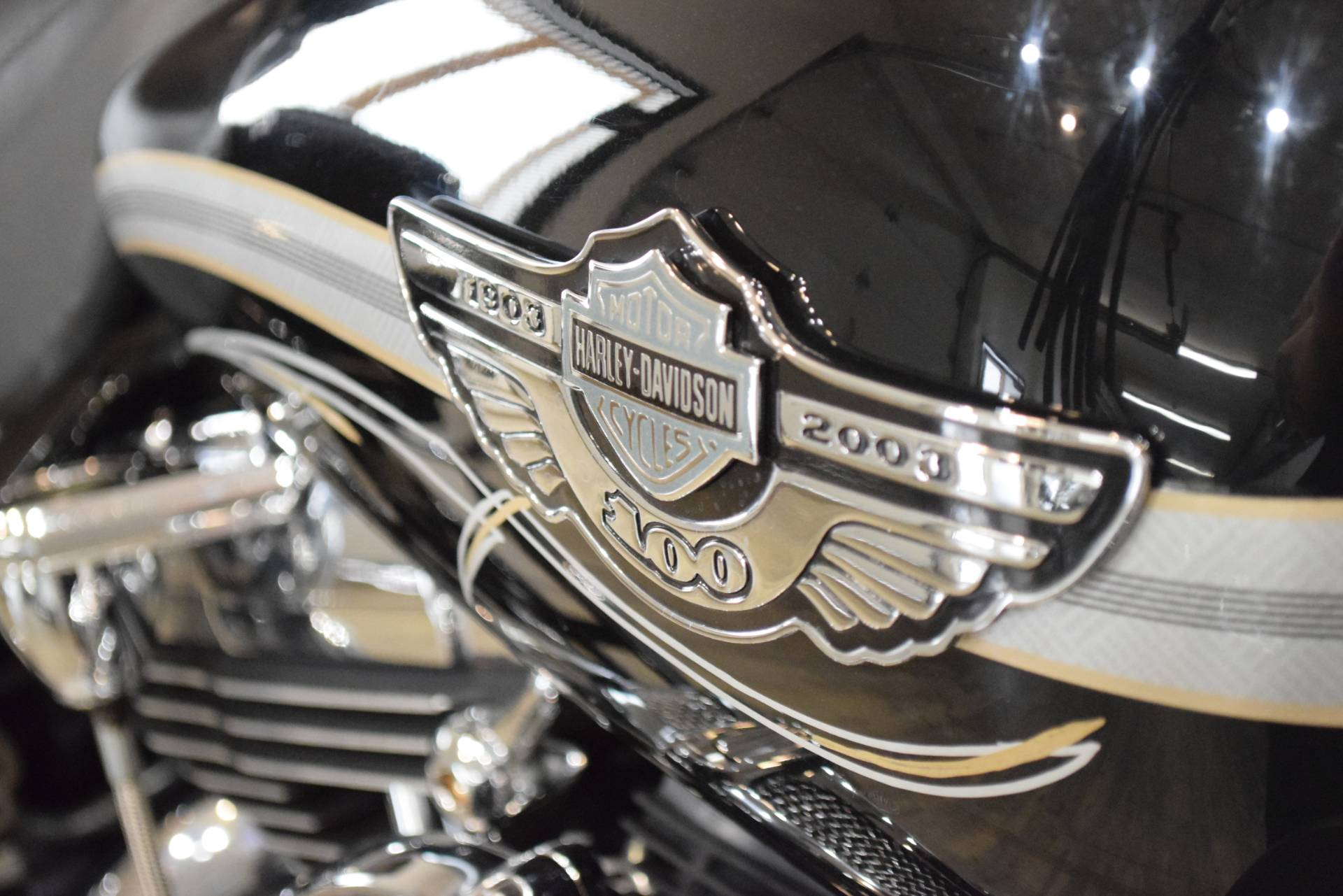 2003 Harley-Davidson FLHRCI Road King® Classic in Wauconda, Illinois - Photo 5
