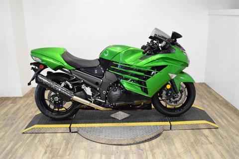 2017 Kawasaki Ninja ZX-14R ABS SE in Wauconda, Illinois