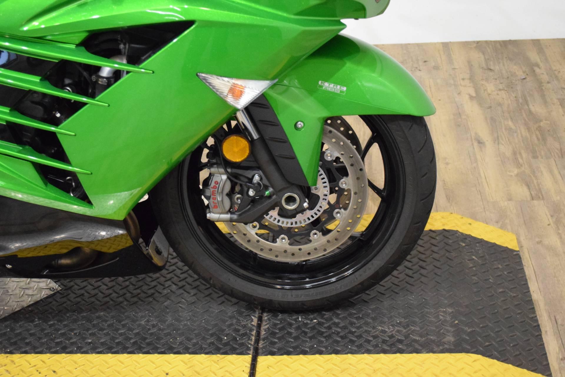 2017 Kawasaki Ninja Zx 14r Abs Se In Wauconda Illinois