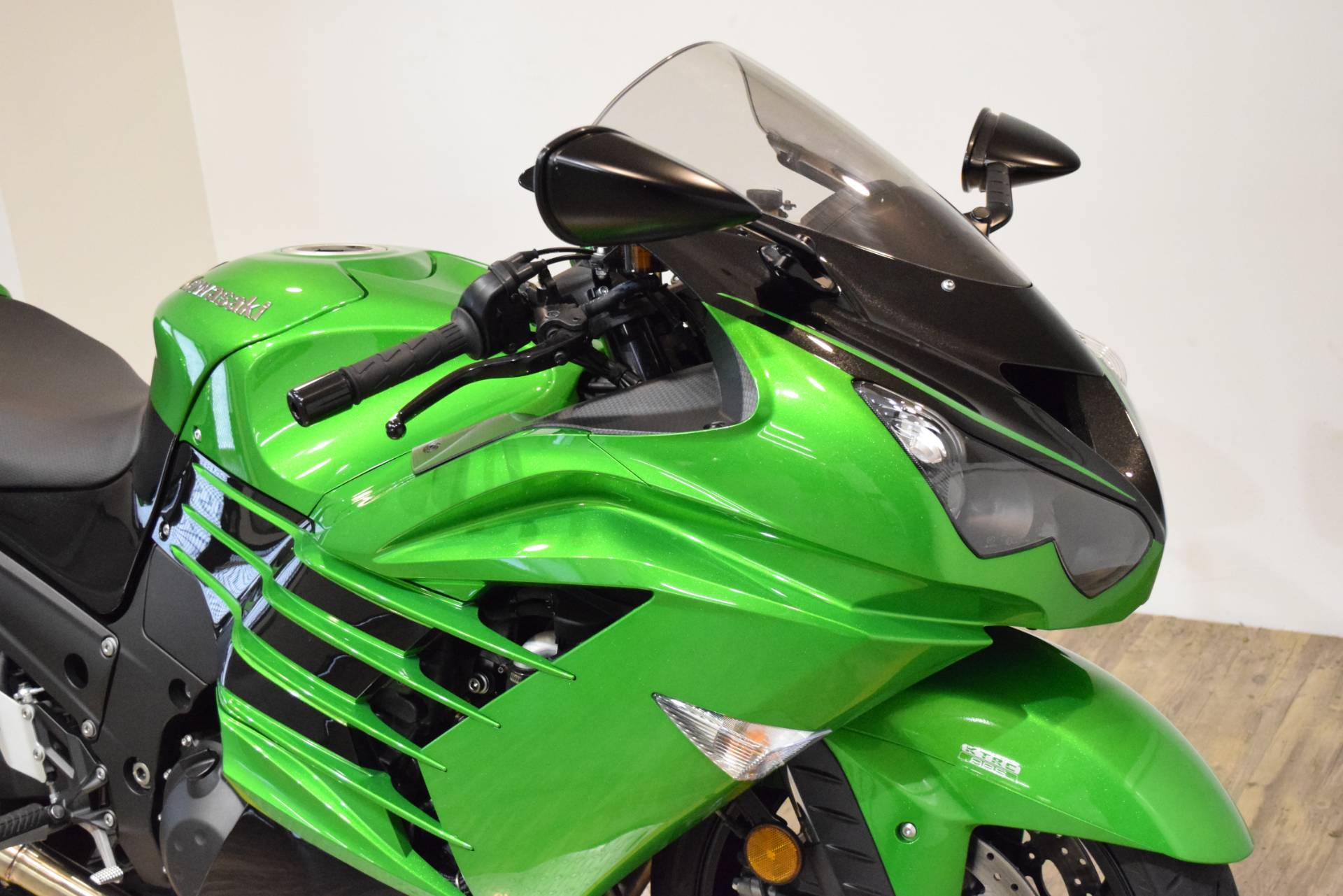 2017 Kawasaki Ninja ZX-14R ABS SE in Wauconda, Illinois - Photo 3