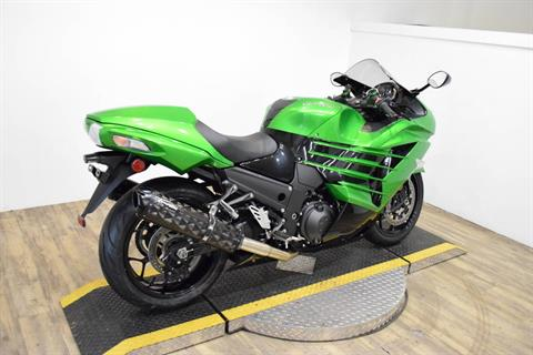 2017 Kawasaki Ninja ZX-14R ABS SE in Wauconda, Illinois - Photo 10