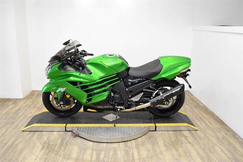 2017 Kawasaki Ninja ZX-14R ABS SE in Wauconda, Illinois - Photo 16