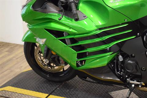 2017 Kawasaki Ninja ZX-14R ABS SE in Wauconda, Illinois - Photo 19