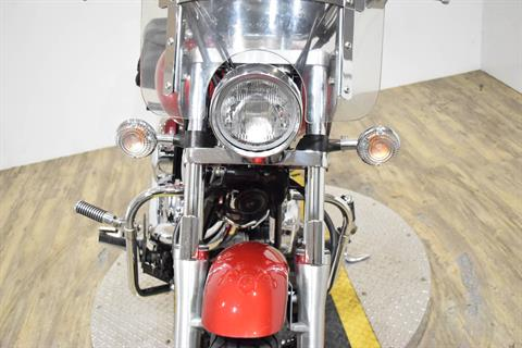 2006 Yamaha V Star® 1100 Custom in Wauconda, Illinois - Photo 12