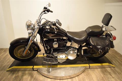 2004 Harley-Davidson FLSTF/FLSTFI Fat Boy® in Wauconda, Illinois