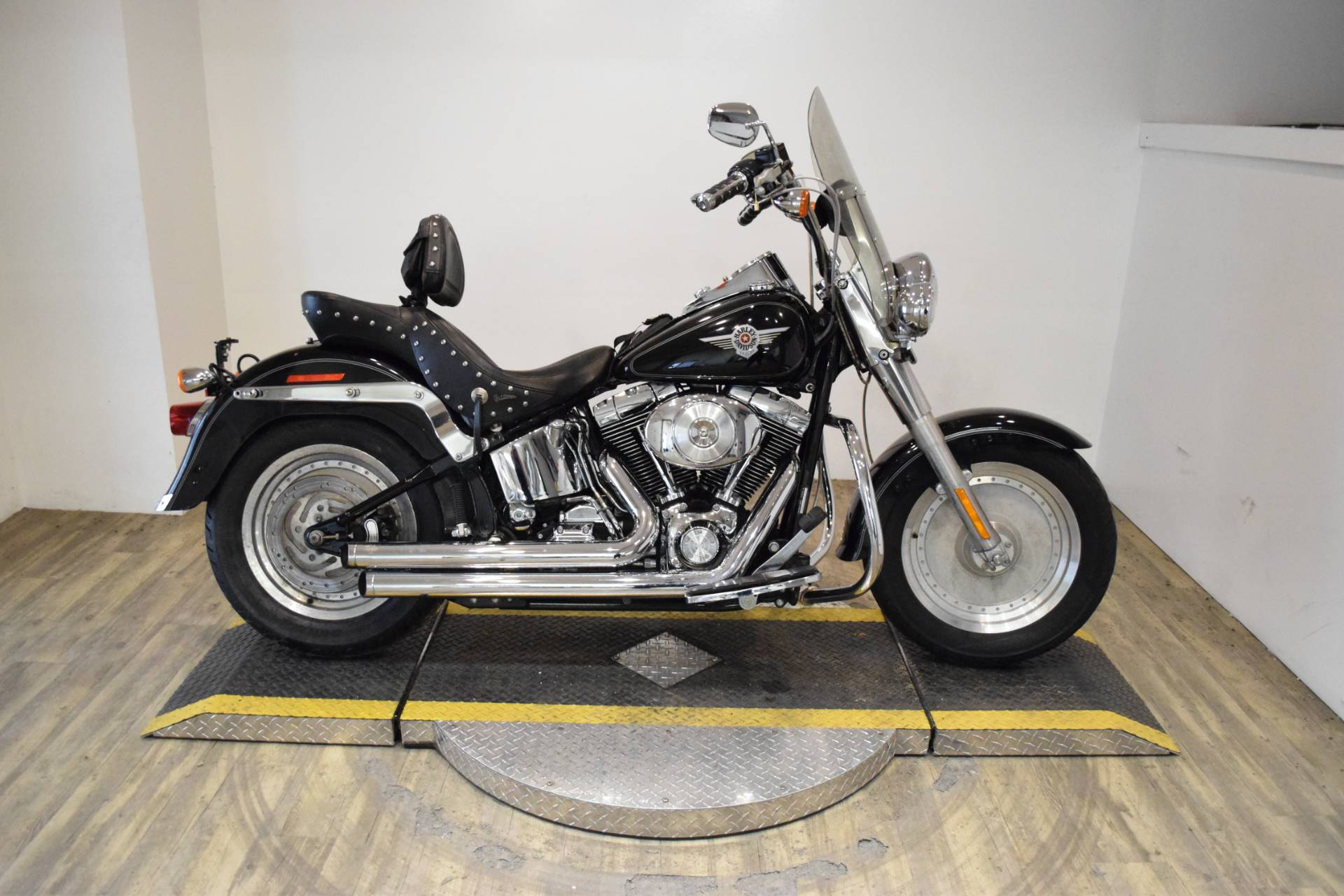 2004 Harley-Davidson FLSTF/FLSTFI Fat Boy® in Wauconda, Illinois - Photo 1