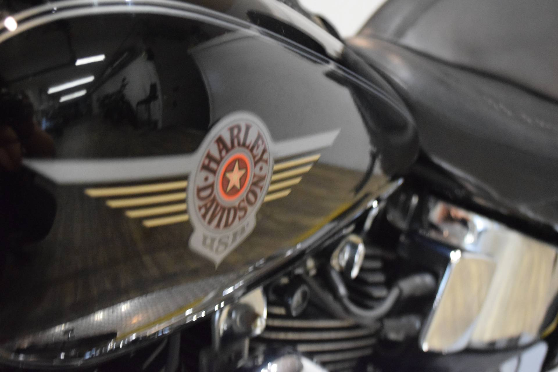 2004 Harley-Davidson FLSTF/FLSTFI Fat Boy® in Wauconda, Illinois - Photo 20