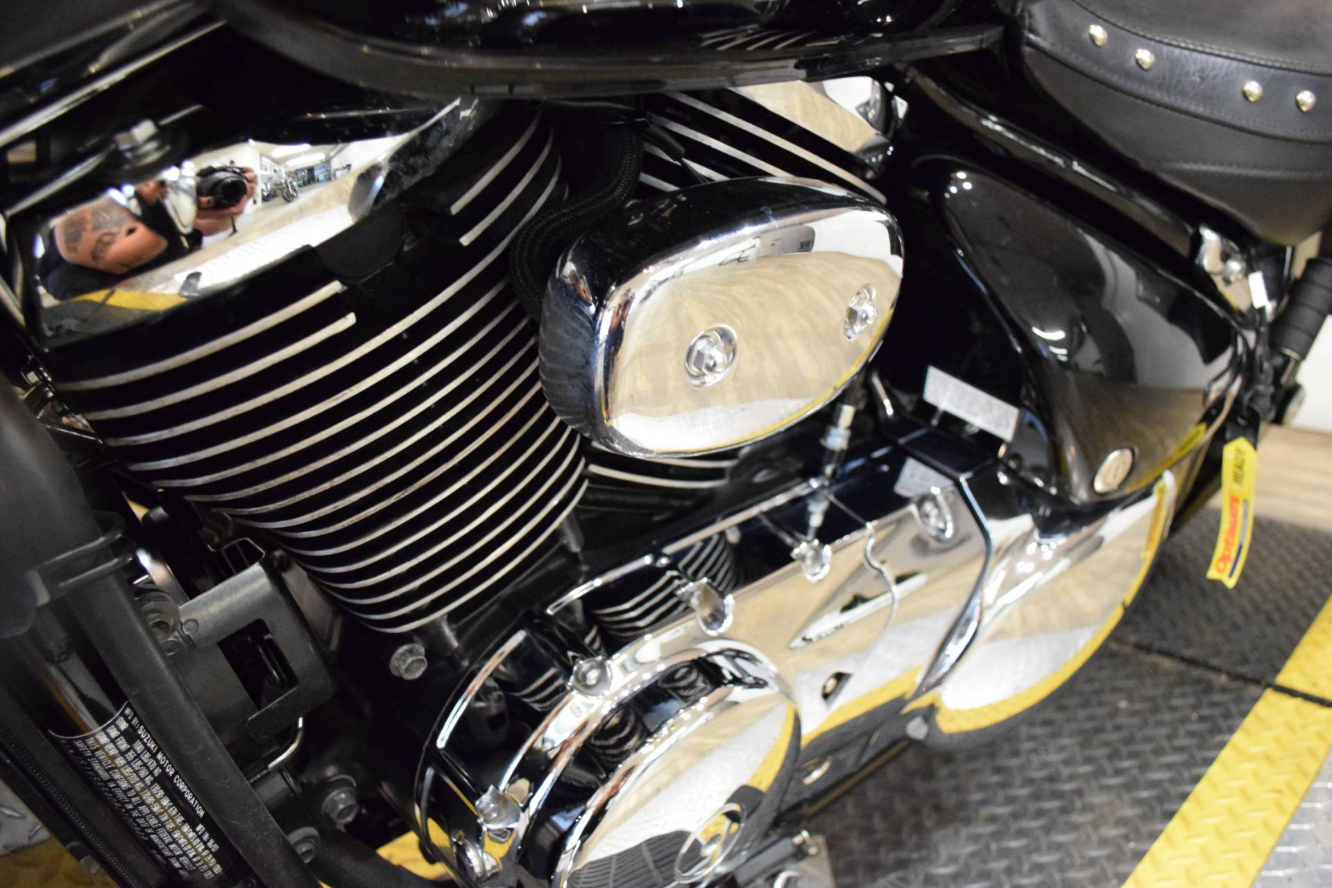2008 Suzuki Boulevard C50T in Wauconda, Illinois - Photo 21