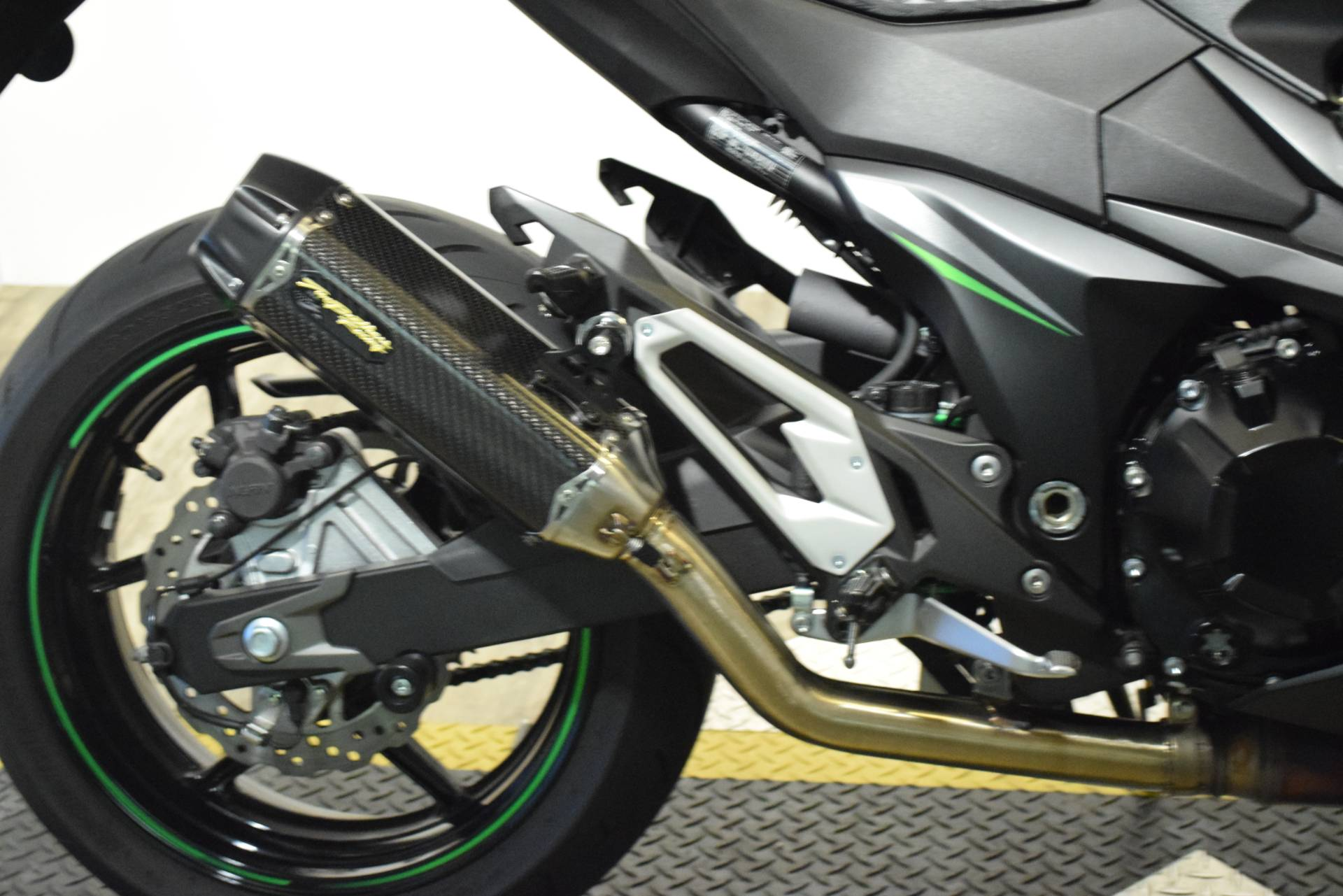 2016 Kawasaki Z800 ABS in Wauconda, Illinois