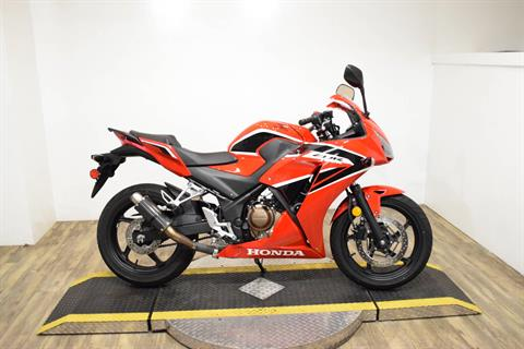 2017 Honda CBR300R in Wauconda, Illinois