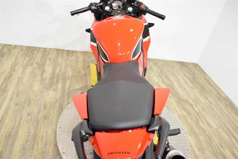 2017 Honda CBR300R in Wauconda, Illinois - Photo 26