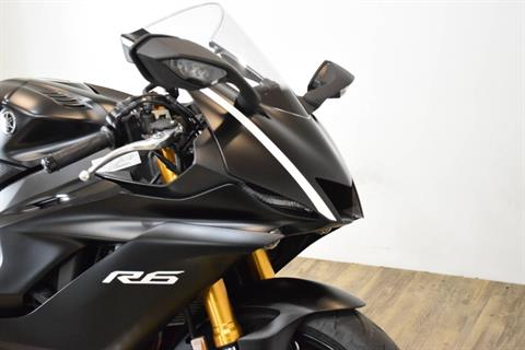 2017 Yamaha YZF-R6 in Wauconda, Illinois - Photo 3