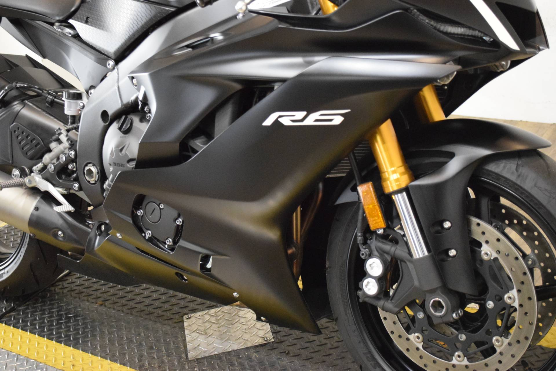 2017 Yamaha YZF-R6 in Wauconda, Illinois - Photo 4