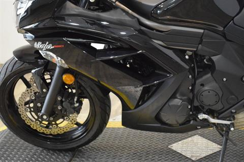 2012 Kawasaki Ninja® 650 in Wauconda, Illinois - Photo 18