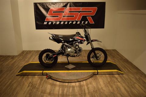 2017 SSR Motorsports SR125 in Wauconda, Illinois
