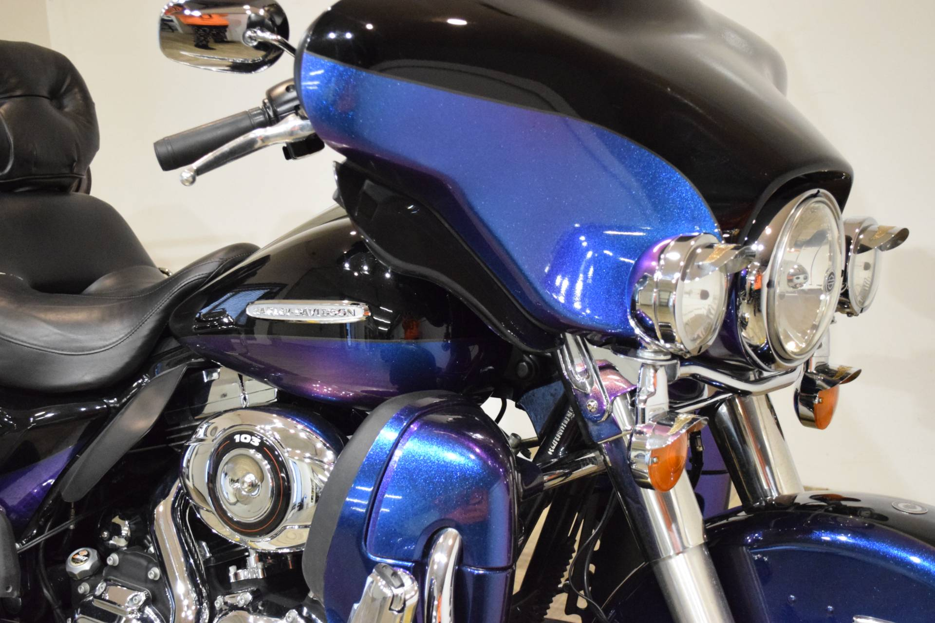 2010 Harley-Davidson Electra Glide® Ultra Limited in Wauconda, Illinois - Photo 3