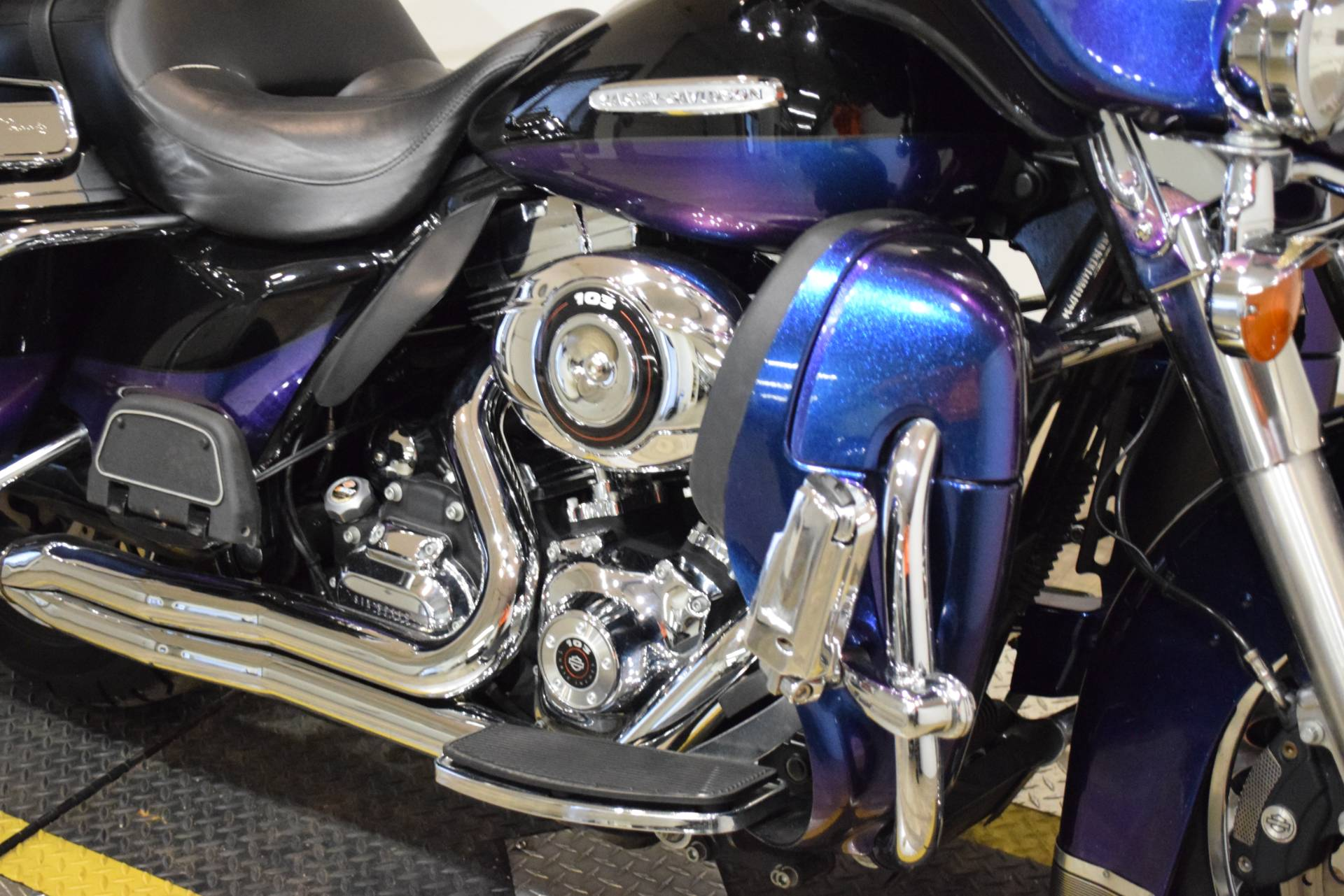2010 Harley-Davidson Electra Glide® Ultra Limited in Wauconda, Illinois - Photo 4