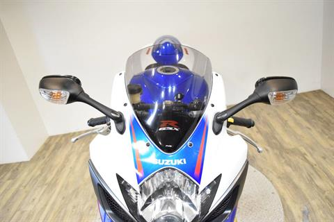 2007 Suzuki GSXR 750 in Wauconda, Illinois - Photo 13