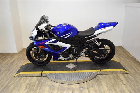 2007 Suzuki GSXR 750 in Wauconda, Illinois - Photo 15