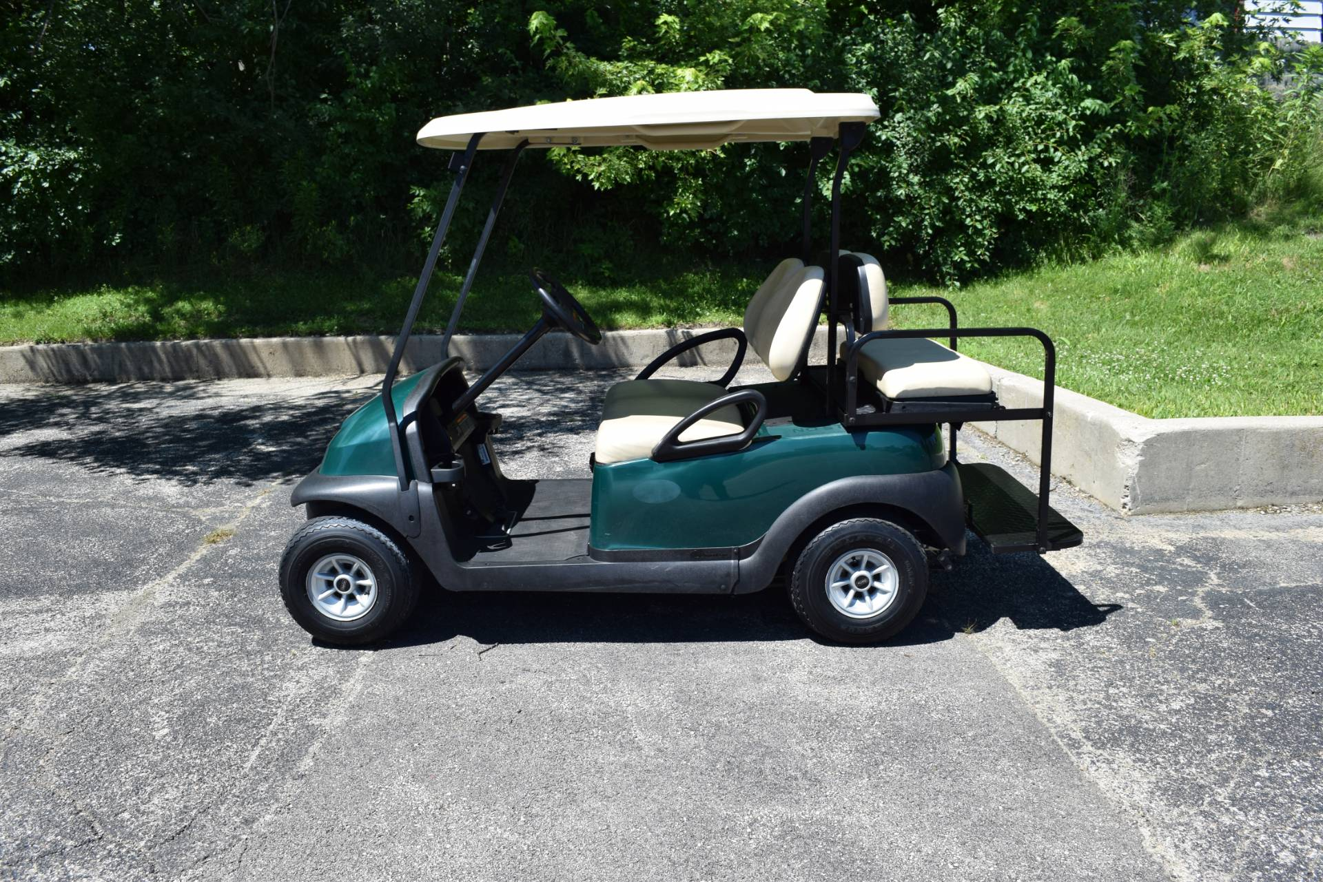 2013 Club Car Precedent I2 Excel in Wauconda, Illinois - Photo 15