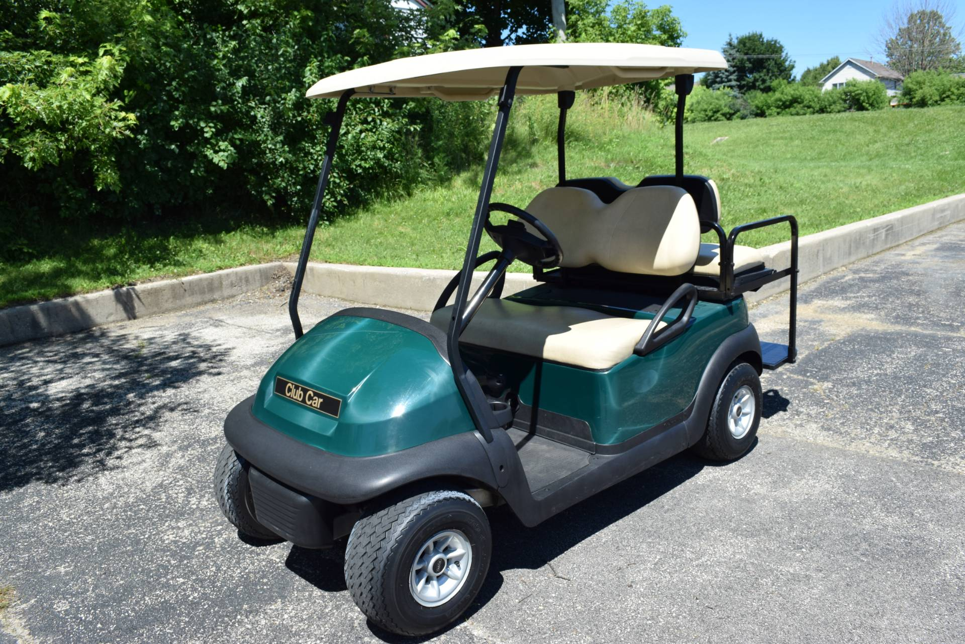2013 Club Car Precedent I2 Excel in Wauconda, Illinois - Photo 22
