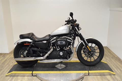 2010 Harley-Davidson Sportster® Iron 883™ in Wauconda, Illinois - Photo 1