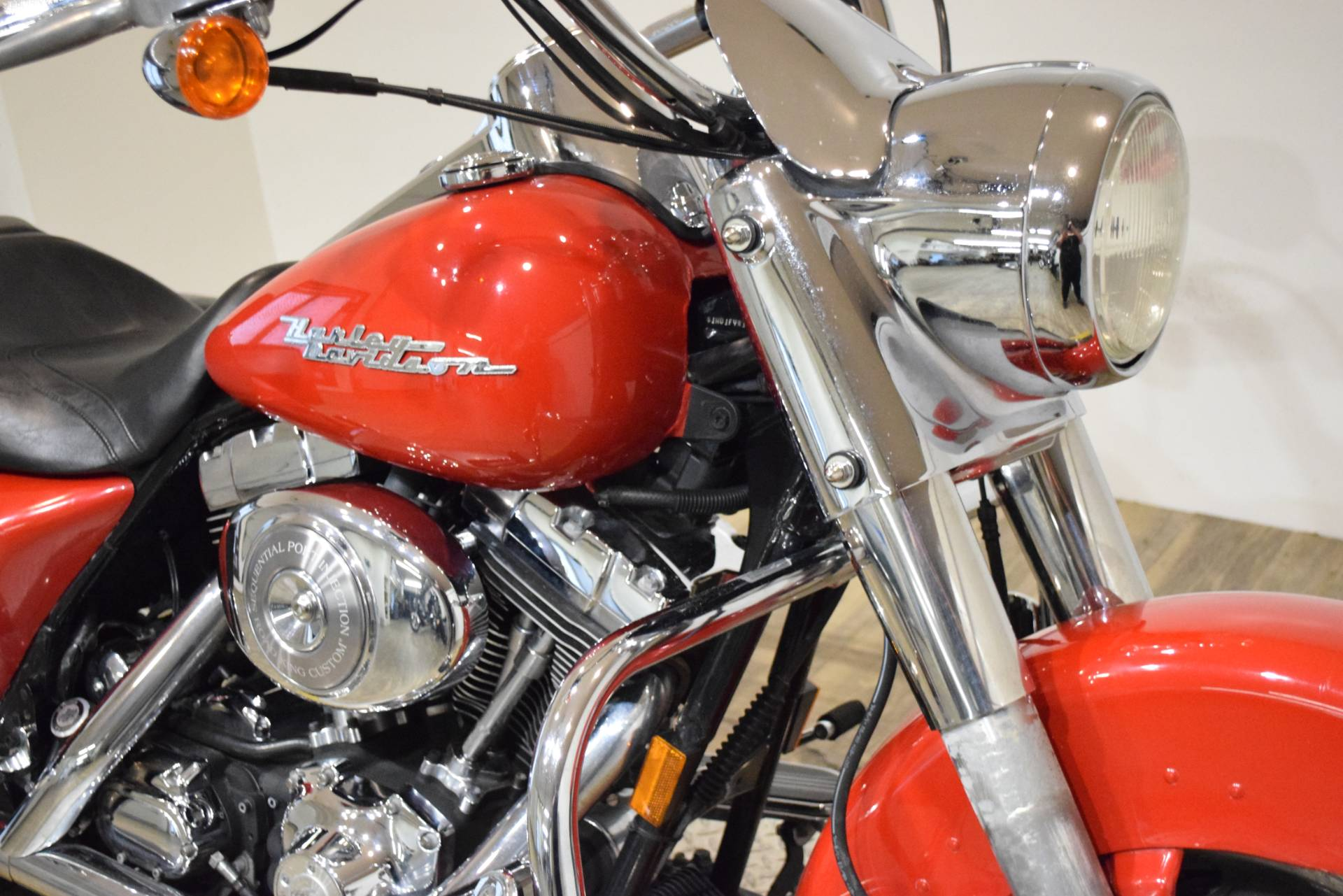 2004 Harley-Davidson FLHRS/FLHRSI Road King® Custom in Wauconda, Illinois - Photo 3