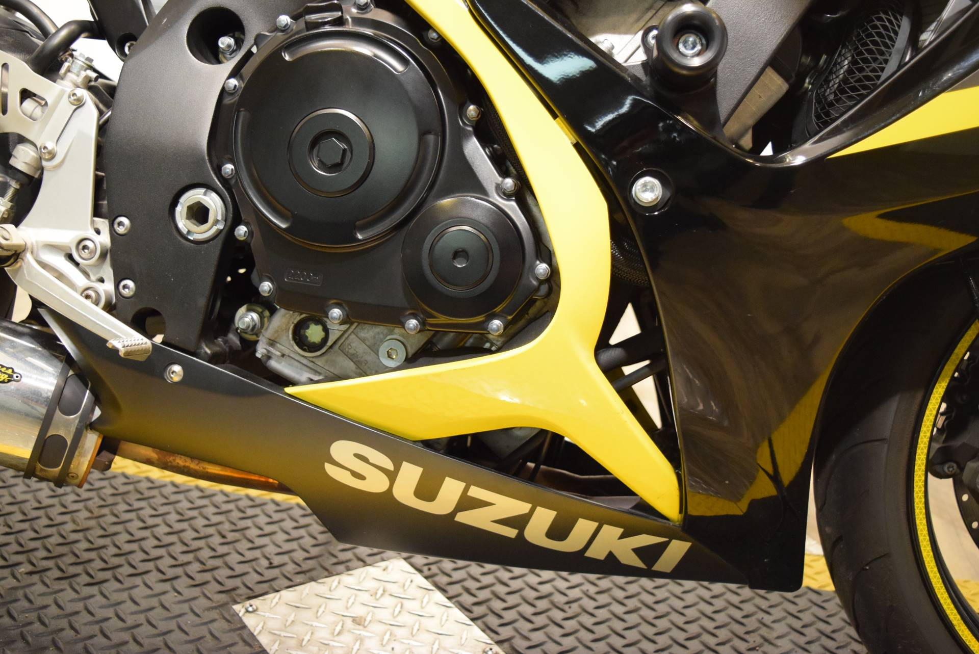 2006 Suzuki GSX-R750™ in Wauconda, Illinois