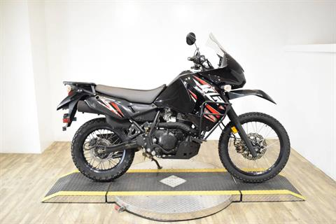 2013 Kawasaki KLR™650 in Wauconda, Illinois