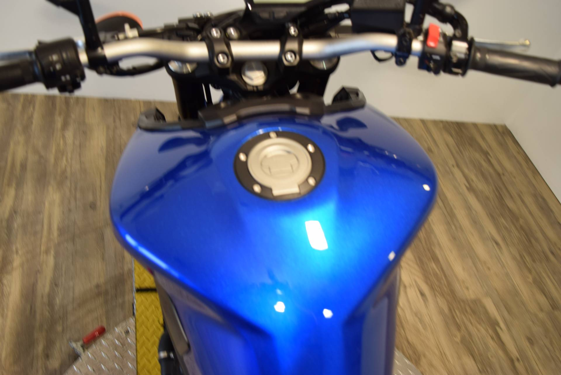 2016 Yamaha FZ-09 in Wauconda, Illinois