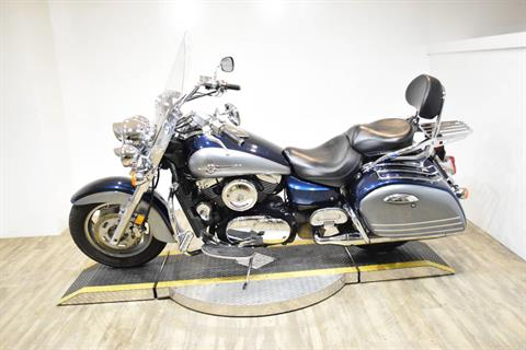 2008 Kawasaki Vulcan® 1600 Nomad™ in Wauconda, Illinois