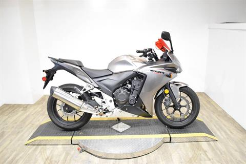2015 Honda CBR®500R in Wauconda, Illinois - Photo 1