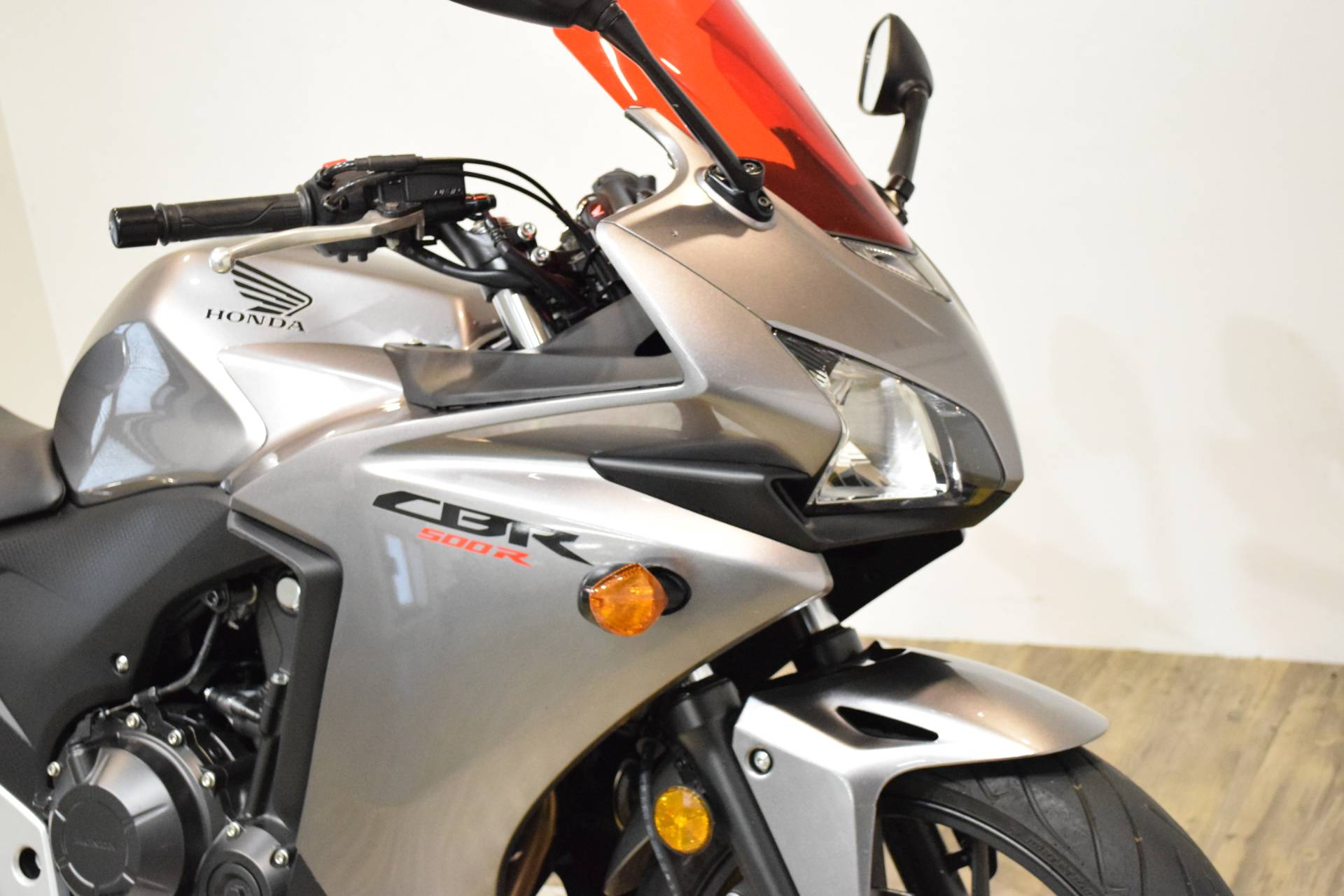 2015 Honda CBR®500R in Wauconda, Illinois - Photo 3