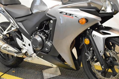 2015 Honda CBR®500R in Wauconda, Illinois - Photo 4