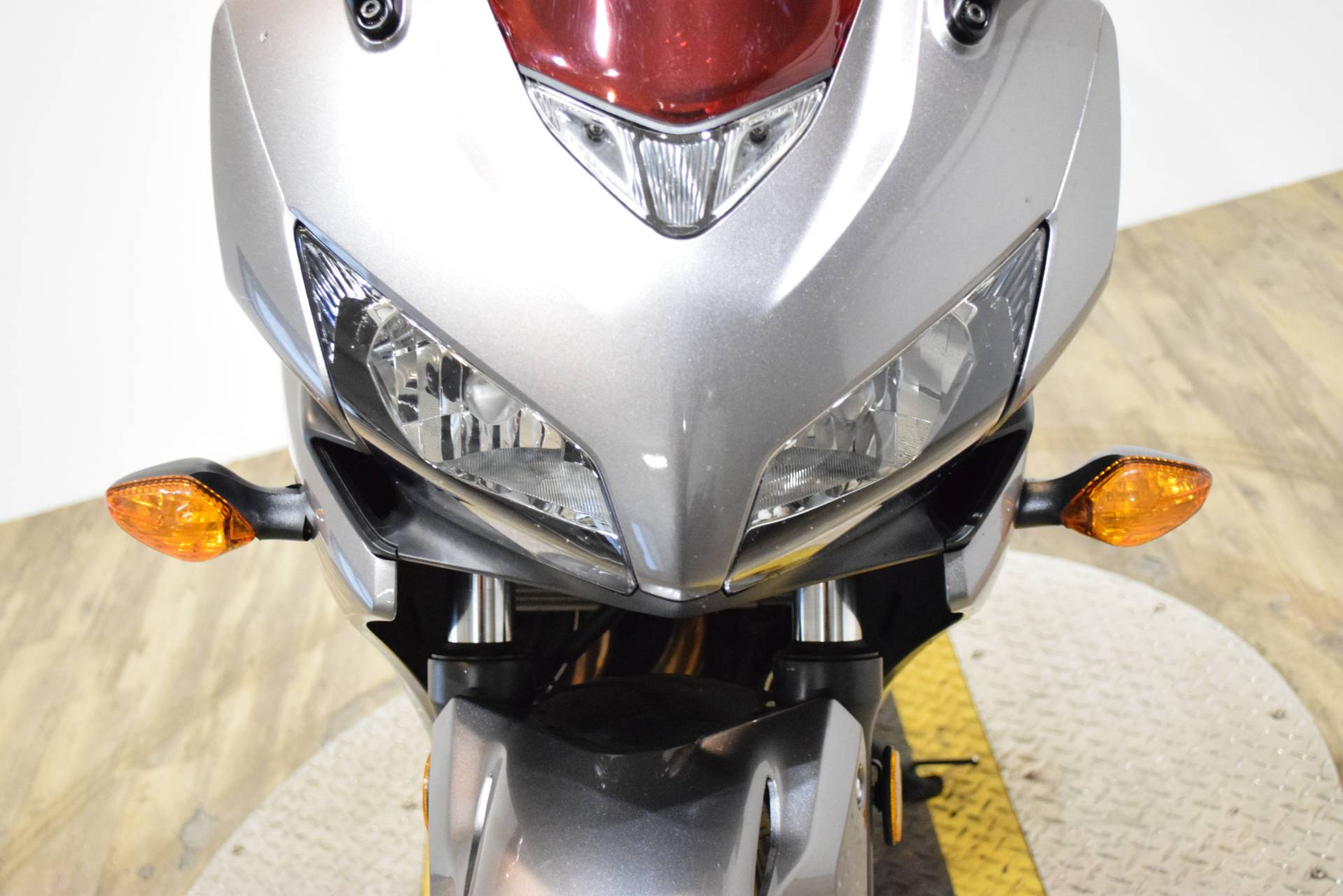 2015 Honda CBR®500R in Wauconda, Illinois - Photo 12