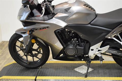 2015 Honda CBR®500R in Wauconda, Illinois - Photo 18