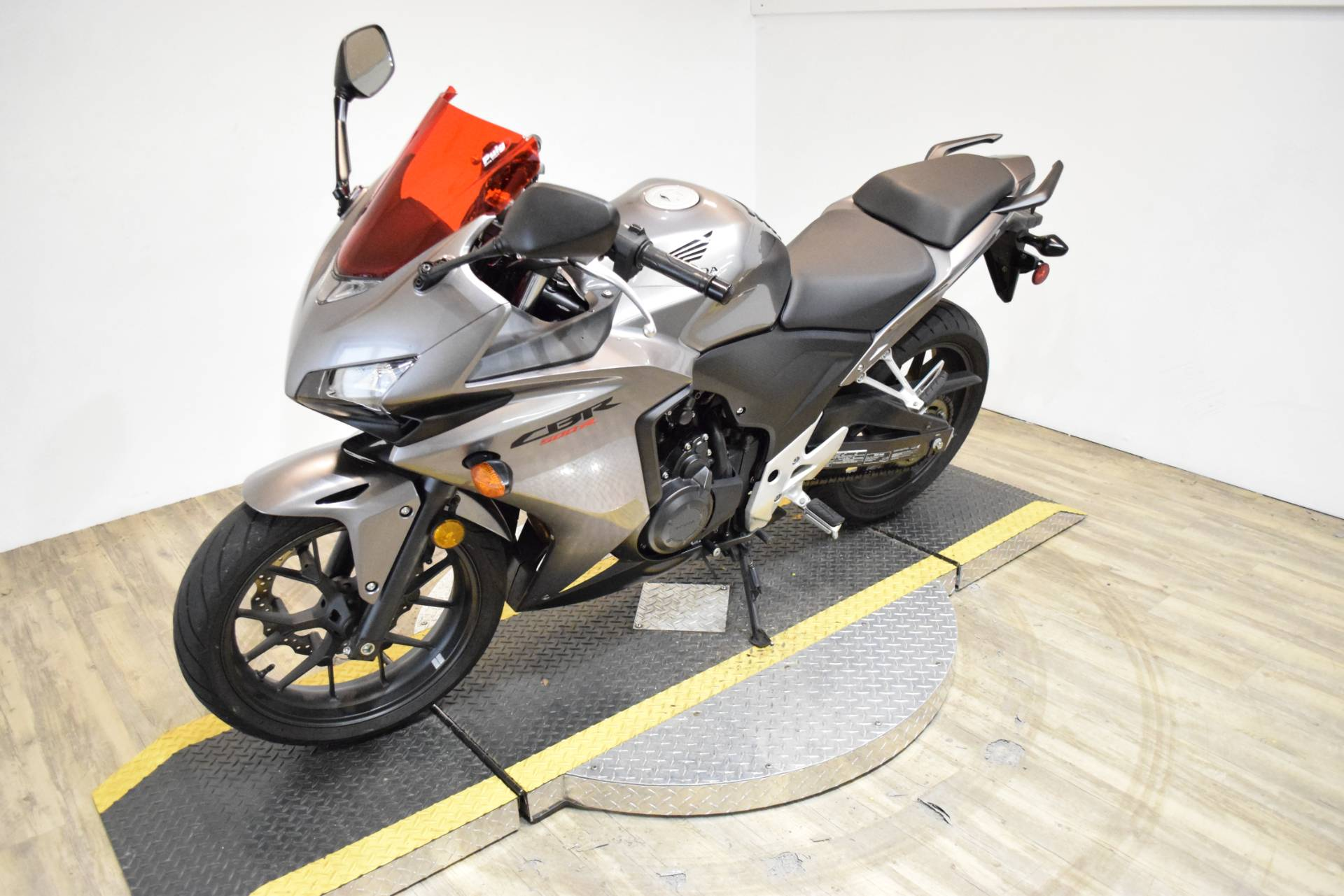 2015 Honda CBR®500R in Wauconda, Illinois - Photo 22
